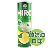 HIRO薯片-酸奶油風味160g The Cocoa Trees Taiwan 可可樹精選巧克力