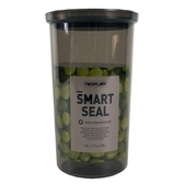 韓國NEOFLAM聰明封儲物罐AS抗菌遮光圓形1700ml