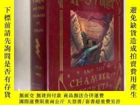 二手書博民逛書店一印罕見Harry Potter and the Chamber of Secrets(Collector sEd