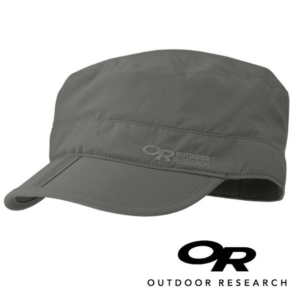 【OR 美國】Radar 可摺收口袋帽/棒球帽『鐵灰 』243446 防曬帽.圓盤帽.大盤帽.遮陽帽.棉帽