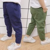 兒童褲子春秋男3-5歲男童寬鬆防蚊褲寶寶夏季薄款小童裝休閒長褲  9號潮人館