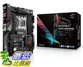 [105美國直購] ASUS 主板 LGA2011-v3 5-Way Optimization SafeSlot ATX Motherboard ROG STRIX X99 GAMING B01F854U8E
