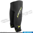 男款耐力強效短褲(過膝)    COMP-E-ST-02M-BK/LIME   【AROPEC】
