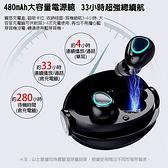 限時免運優惠【nisda】真無線藍牙立體聲耳機 藍芽5.0 (TWS-M7)