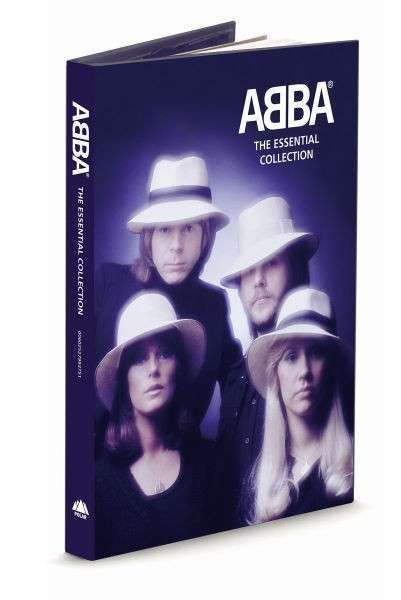 阿巴合唱團 創世紀精選影音全集 DVD附雙CD ABBA The Essential Collection [Limited Edition] (音樂影片購)
