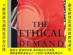 二手書博民逛書店The罕見Ethical DemandY346380 Knud
