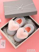 棉拖-棉拖鞋女冬季可愛親子室內家居家用厚底保暖包跟防滑毛毛拖鞋月子 依夏嚴選
