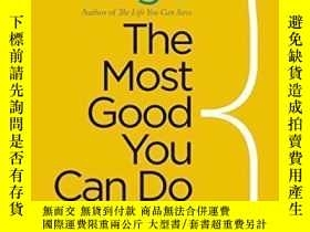 二手書博民逛書店The罕見Most Good You Can DoY362136 Peter Singer Yale Univ