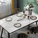 桌布北歐防水防油防燙免洗pvc桌布茶幾餐桌墊簡約【古怪舍】