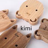 拇指琴 KIMI拇指琴17音全單Kalimba卡林巴手指鋼琴 實木掏空小熊/牛頭梗 韓菲兒
