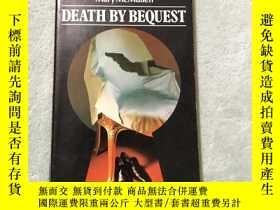 二手書博民逛書店Keyhole罕見Crime Death By BequestY