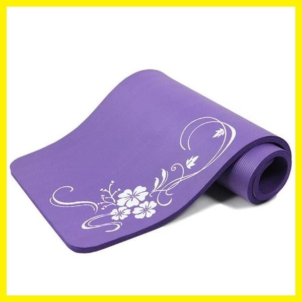 瑜伽墊20mm運動墊野營墊睡墊瑜珈墊健身墊3色