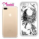 【65折特賣】Moxbii iPhone 7 Plus D-Armor 極空戰甲 軍規級防撞光雕保護殼-燁舞