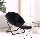 單人沙發折疊電腦椅子孕婦臥室懶人沙發布藝榻榻米客廳宿舍靠背椅【奇貨居】