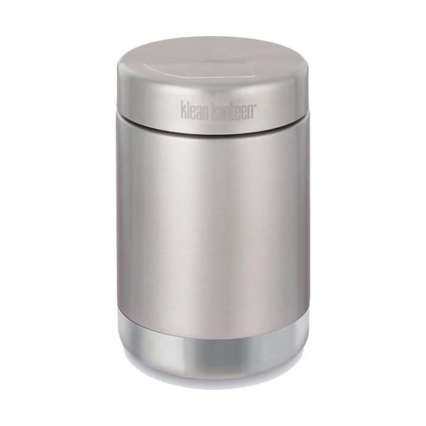 [Klean Kanteen] 16oz 不鏽鋼保溫食物罐 原鋼色 (K16VCANISF-BS)