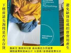 二手書博民逛書店Disorders罕見of Childhood: Development and Psychopathology(