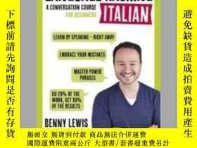 二手書博民逛書店Language罕見Hacking Italian-語言黑客意大利語Y465786 Benny Lewis T