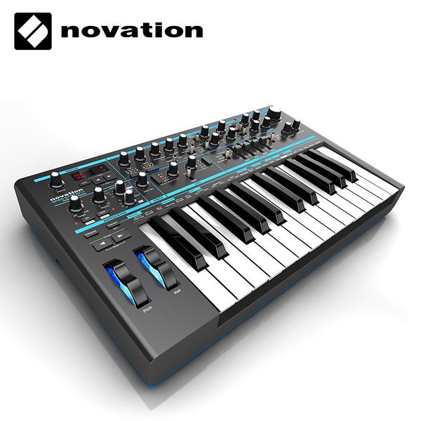 小叮噹的店- 25鍵 鍵盤合成器 Novation Bass Station II