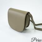 Pries【約會必備】號稱牛皮的小廢包 - 抹茶綠