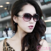 太陽鏡 歐美女士高檔玉晶質感太陽眼鏡復古優雅漸變墨鏡(即將恢復原價)