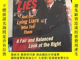 二手書博民逛書店Lies罕見and the Lying Liars Who Tell ThemY267886