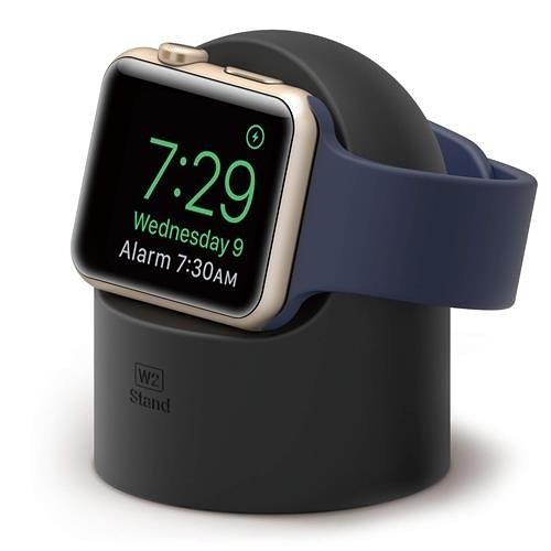 【美國代購】elago W2 充電器支架 for Apple Watch Series 4 3 2 1 黑色