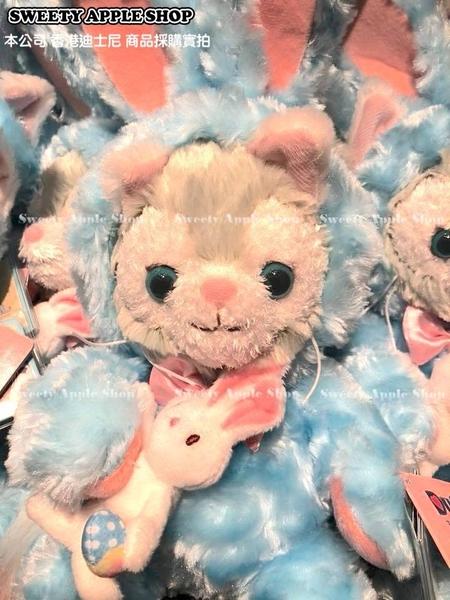 (現貨&樂園實拍) 香港迪士尼 樂園限定 畫家貓 復活節 兔兔裝 玩偶娃娃