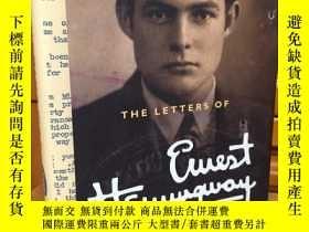 二手書博民逛書店The罕見Letters of Ernest Hemingway