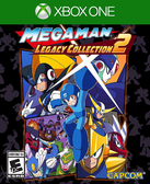 X1 Mega Man Legacy Collection 2 洛克人 傳奇合輯 2(美版代購)