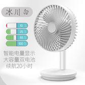 【降價一天】usb小風扇靜音可充電隨身迷你風扇手持便攜式小型大風力制冷空調電風扇家用