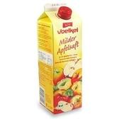 買6送1 Voelkel 維可 有機蘋果原汁 1000ml/瓶