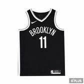 NIKE 男 BKN M NK SWGMN JSY ICON 20 布魯克林籃網 Kyrie Irving NBA籃球球衣 - CW3658015