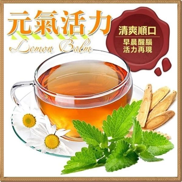 元氣活力茶包 1包 15小包 複方花茶 含洋甘菊 香蜂葉 薄荷 另有散茶 【正心堂】