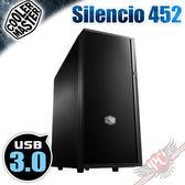 [ PC PARTY ] CoolerMaster Silencio 452 USB3.0 靜音 SD讀卡機 電腦機殼 (中壢.台中.高雄)
