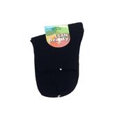 蒂巴蕾素面基本少女襪22091黑【康是美】