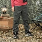 ADISI 童防風超撥水雙層保暖長褲AP2021034 (120-150) / 城市綠洲 (防潑水 刷毛 天鵝絨 快乾 彈性)