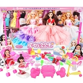 芭比娃娃 玩具3-6歲5女孩7公主8女童9迪諾芭比特大10娃娃4生日禮物JY【快速出貨】