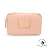SANTA BARBARA POLO.聖大保羅 - 幸福微糖系列 鑰匙零錢包-粉膚色 SB58-04212