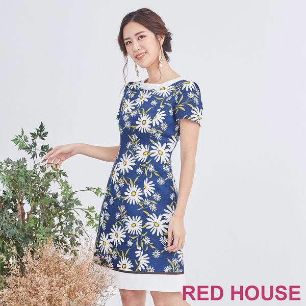 Red House 蕾赫斯-小雛菊洋裝(共2色)