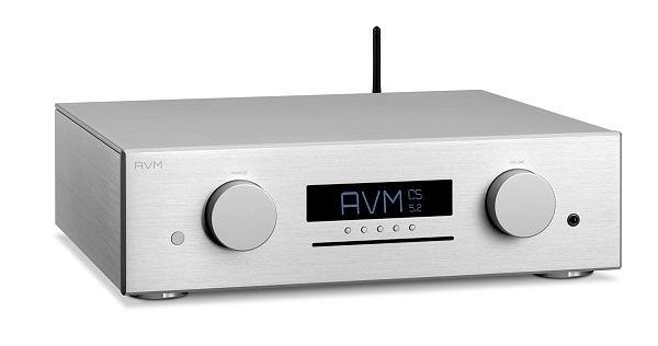 《名展影音》全功能整合EVOLUTION系列 德國AVM CS5.2 數位串流CD網路收音綜合擴大機