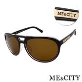 ME&CITY 飛行員偏光太陽眼鏡 抗UV400(ME1101 J01)