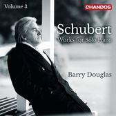 停看聽音響唱片】【CD】舒伯特:鋼琴獨奏作品第三集 / 貝瑞.道格拉斯 鋼琴