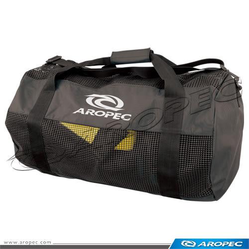 網眼行李袋(手提肩揹兩用)    BG-CU35【AROPEC】
