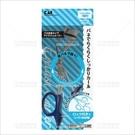 日本貝印KQ-3089超彈力睫毛夾(藍柄)[57393]