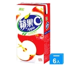 黑松蘋果C300ml*6入【愛買】...