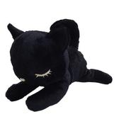I love pooh ,維尼貓絨毛玩偶(15cm)_Black~