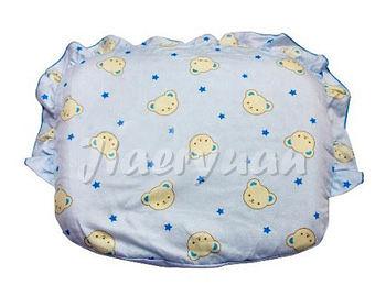 【佳兒園婦幼館】Baby City 寶貝熊塑型枕(藍色)