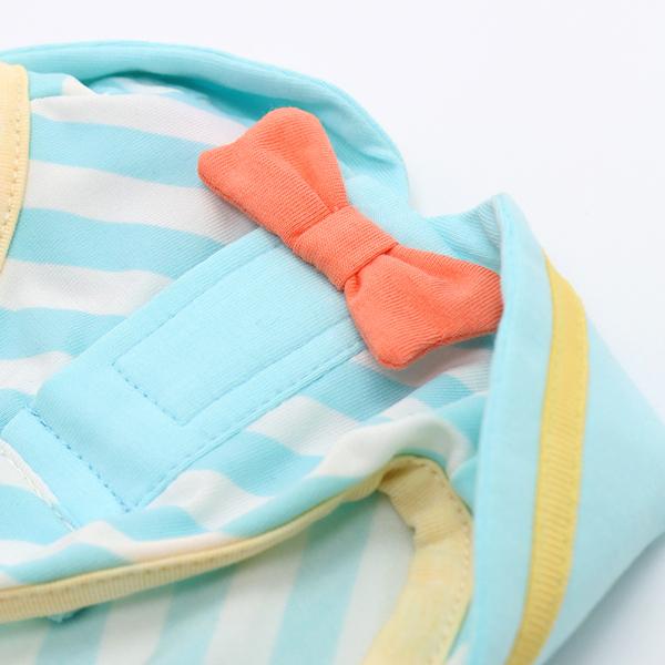 【PET PARADISE 寵物精品】DISNEY 唐老鴨水手領涼感上衣(SS/DS) 寵物衣服