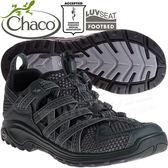 Chaco ECM01_HD31 神秘黑 男冒險運動水陸鞋Outcross Evo 1