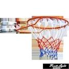籃球框戶外成人掛式家用標準籃球架訓練青少年室內兒童投籃圈籃筐 NMS 果果新品上市